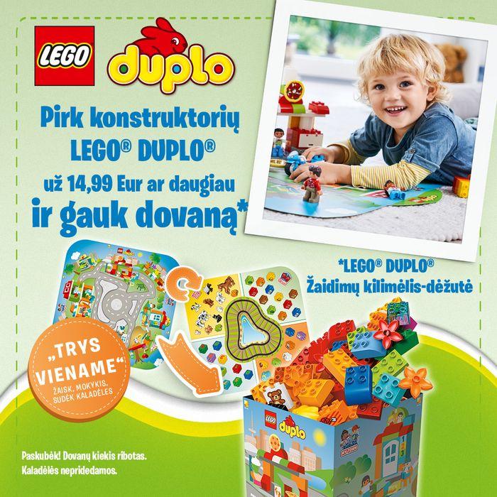 LEGO DUPLO DOVANA