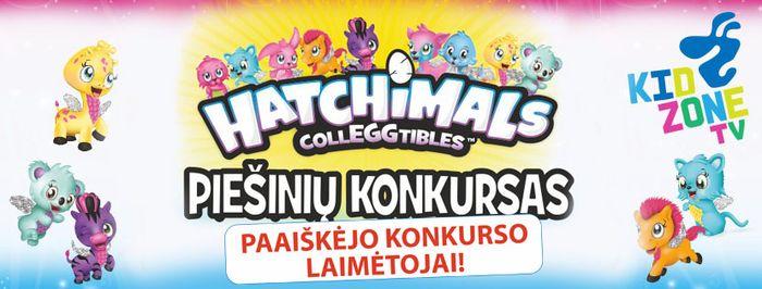 Hatchimals konkursas
