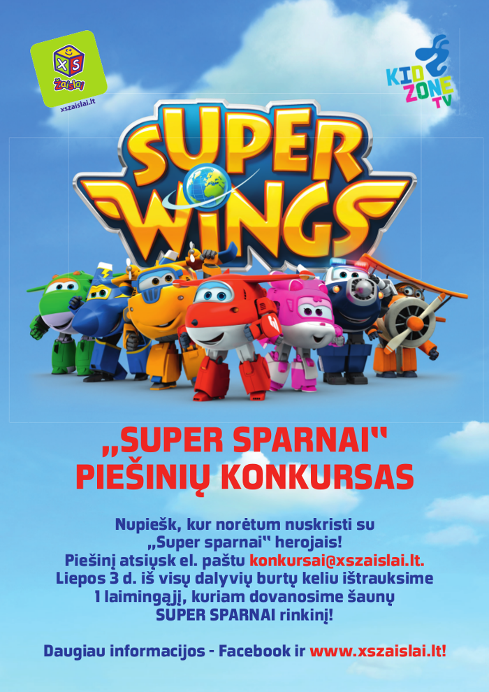 SuperSparnaiPiešiniųKonkursas